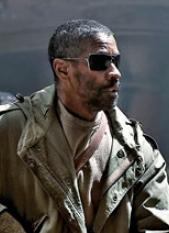 Denzel in 'The Book of Eli'