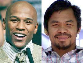 Floyd Mayweather & Manny Pacquiao