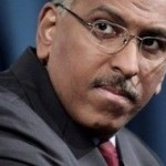 Michael Steele Says He's Not Going Anywhere (Video)