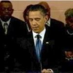 Video: President Obama Addresses Church for MLK Day