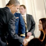 Photo: Obama Keeps Up With The Kardashians … Who Knew?!