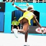 Video: Venus Williams' Flesh-Colored Undershorts Causes Stir