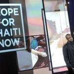 Video: Celebrity Fueled Telethon Helps Haiti