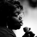 Video: Gabourey's Mom Still Singing in the Subways