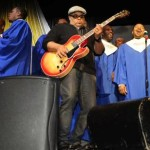 Mona Austin's Gospel Slice: The Saints Came marching In at the 11th Annual Super Bowl Gospel Celebration