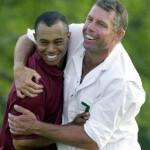 Tiger's Caddy Denies Return Rumors