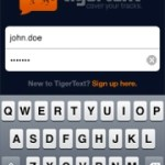 New App For Cheats and Spies: Tiger Text