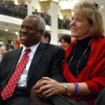 Clarence Thomas' Wife Starts Tea Party Group