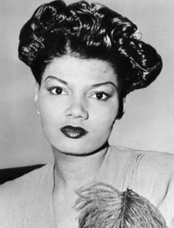 Pearl Bailey was born on this day in 1918.
