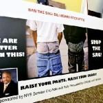 NY State Senator Behind Anti-Sagging Campaign