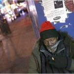 Times Square is Still 'Heavy' with Homeless