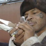 Photos: Mike Tyson Ready to Soar … With his Pigeons!