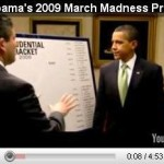 Video: Obama's Final Four Prediction