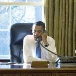 Obama Works on Wavering Dems for Healthcare Vote