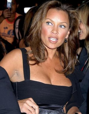 vanessa williams boobs