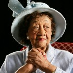 Flags to Fly Half Staff for Dorothy Height