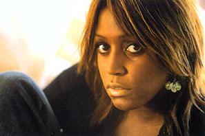 Singer Mica Paris is 47