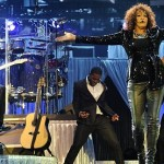 Video: Whitney Houston Woes Continue at London's O2