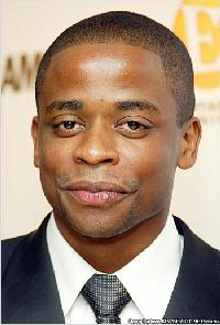 Actor Dule Hill is 38 today