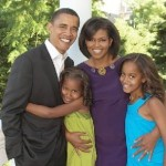 First Family Attends Easter Services at DC Church