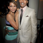Jamie Foxx Added to Halle Berry's Silver Rose Charity Weekend