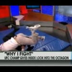 Video: Fox Morning Show Host Wrestles With Guest