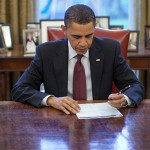 Obama Chooses 'African American' on Census Form