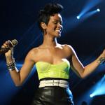 Rihanna Briefly Hospitalized in Switzerland