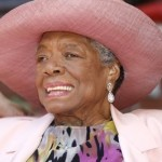 Maya Angelou Marks 82nd B'day with Common, Lee Daniels