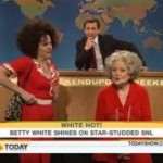 Betty White Successfully Hosted SNL