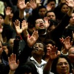 LA Black and Latino Churches Hold Joint Unity Service