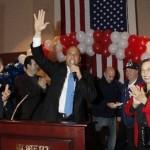 Newark Mayor Cory Booker Wins Re-election