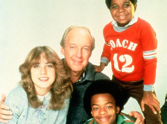 Cast of 'Diff'rent Strokes'