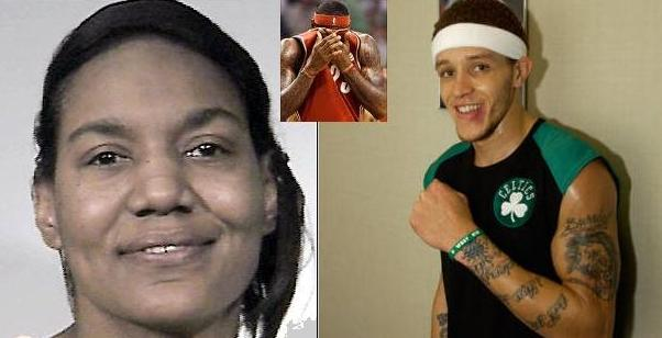 lebron james mom scandal. *For LeBron James the events
