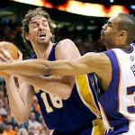 Lakers Lose Game 3 in Phoenix 118-109