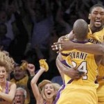 NBA Playoffs (Video): Artest Saves Lakers With Layup