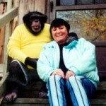 Owner of Chimp That Mauled Friend Dies