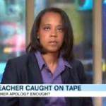 Video: Texas Teacher that Beat Up Child Responds