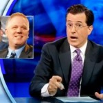 Video: Colbert Rips Beck for Staging Rally on MLK Anniversary