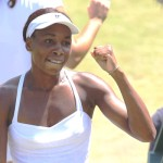 Venus Booed over Late Arrival to Wimbledon Match
