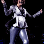 Tabloid: Whitney's 'Pigging Out', Not Pregnant