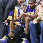 Bynum May Miss game 4; Knee 'Questionable'