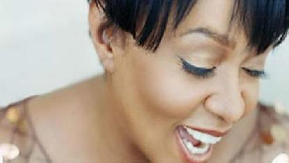 ... Anita Baker, who is working on a new album and wanted to give them a