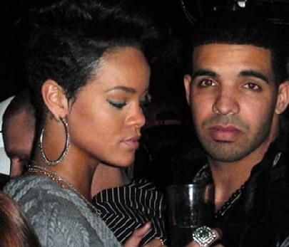 Rihanna & Drake when they were 'special' friends