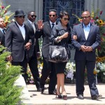 Photos: Janet, Tito, Jermaine, Randy Visit Michael's Grave; Katherine Attends Hometown Event