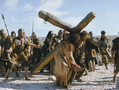 Jesus christ says that jesus might not have died on the cross the