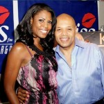 Photo: Oh My Goodness, It's Omarosa and Lenny Green