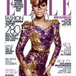 Photos/Video: Rihanna Spotlighted On and In Elle