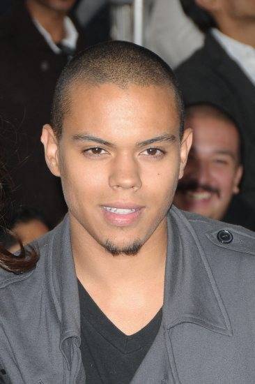 Evan ross the son of singer diana ross is the newest cast