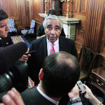 Rangel 'Ready to Fight Ethics Charges'…and Tim Russert's Son